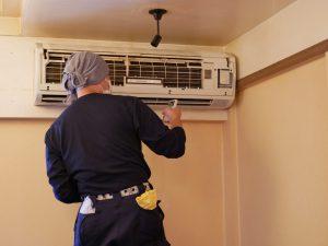 エアコンのクリーニング